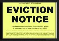 Evictions